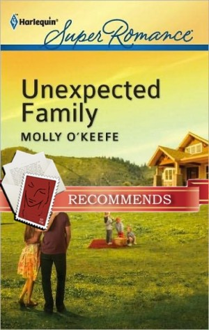 REVIEW:  Unexpected Family by Molly O'Keefe