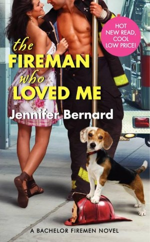 REVIEW:  The Fireman Who Loved Me by Jennifer Bernard