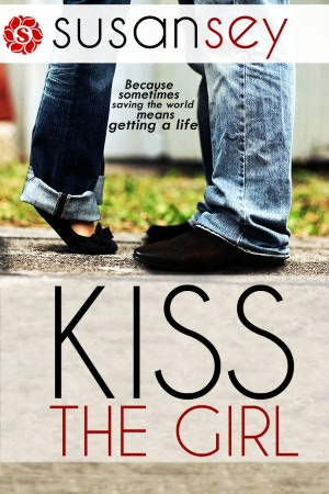 REVIEW:  Kiss the Girl by Susan Sey