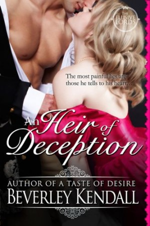 REVIEW:  An Heir of Deception by Beverley Kendall