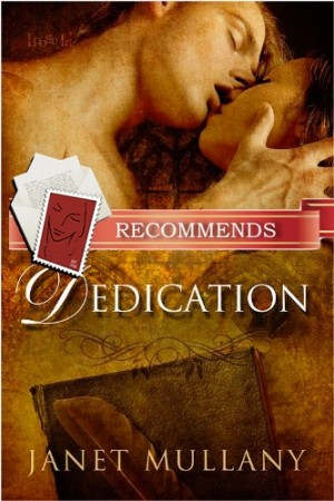 REVIEW:  Dedication by Janet Mullany