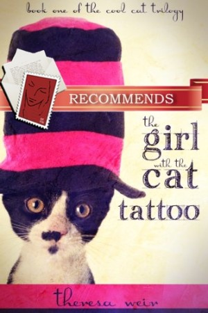 REVIEW:  The Girl With the Cat Tattoo by Theresa Weir