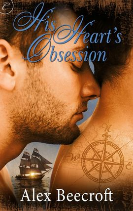 REVIEW:  His Heart's Obsession by Alex Beecroft