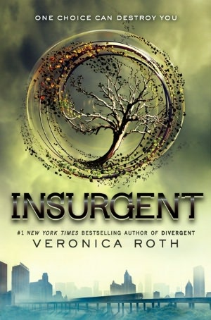 REVIEW 2:  Insurgent by Veronica Roth