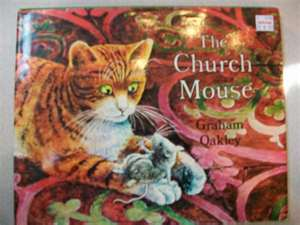 REVIEW:  The Church Mouse by Graham Oakley