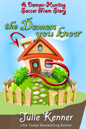 REVIEW:  The Demon You Know by Julie Kenner