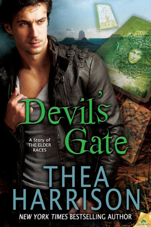 REVIEW: True Colors, Natural Evil, Devil's Gate by Thea Harrison