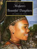 REVIEW:  Mufaro's Beautiful Daughters by John Steptoe