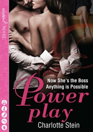 GUEST REVIEW: Power Play by Charlotte Stein