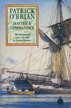 Daily Deals: Master and Commander by Patrick O'Brien, famed sea faring series, and others