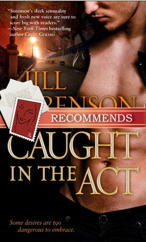REVIEW:  Caught in the Act by Jill Sorenson