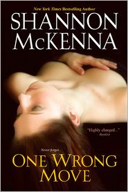 REVIEW:  One Wrong Move by Shannon McKenna