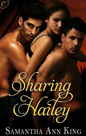 REVIEW:  Sharing Hailey by Samantha Ann King