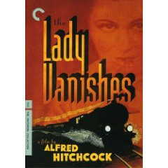 Friday Film Review: The Lady Vanishes