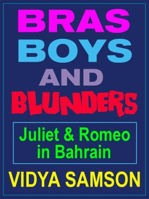 REVIEW:  Bras, Boys and Blunders by Vidya Samson