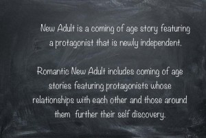 If You Like New Adult Books