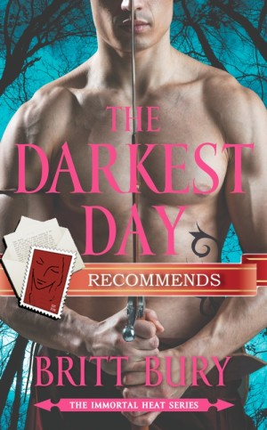 REVIEW:  The Darkest Day by Britt Bury
