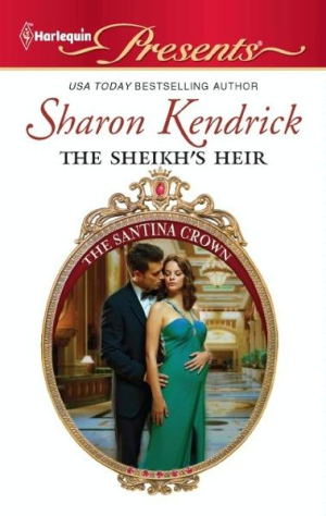 Daily Deals: The Sheikh's Heir by Sharon Kendrick and other Santina Crown books