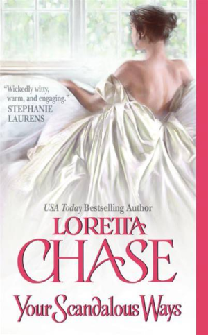 Daily Deals: Your Scandalous Ways by Loretta Chase and a selection of others for the family