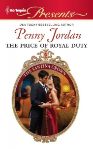 The Price of Royal Duty By: Penny Jordan