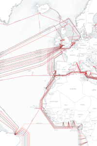 Wednesday News: Worldwide fiber cabling map, Kobo launches new spy app, RH makes a fan fiction rights grab