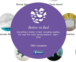 Better in Bed Button