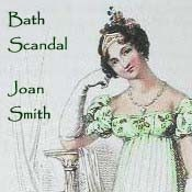 REVIEW:  Bath Scandal by Joan Smith