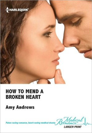 REVIEW:  How to Mend a Broken Heart by Amy Andrews