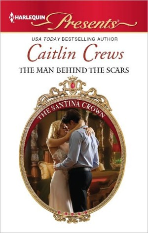 REVIEW:  The Man Behind the Scars by Caitlin Crews