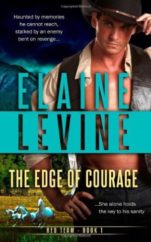 REVIEW:  Edge of Courage by Elaine Levine