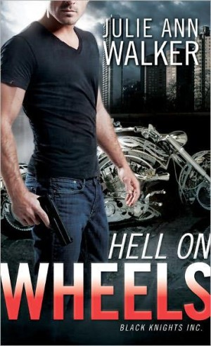 REVIEW:  Hell on Wheels by J. A. Walker