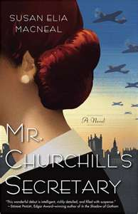 REVIEW:  Mr. Churchill's Secretary by Susan Elia MacNeal