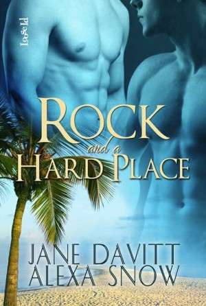 REVIEW:  Rock and a Hard Place by Jane Davitt,Alexa Snow