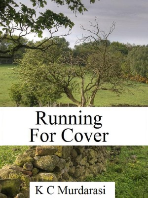 REVIEW:  Running for Cover by K.C . Murdarasi