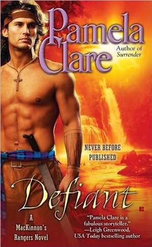 REVIEW:  Defiant by Pamela Clare
