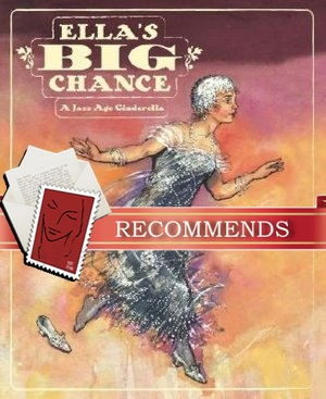 REVIEW:  Ella's Big Chance – A Jazz Age Cinderella  by Shirley Hughes