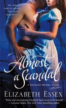 REVIEW:  Almost a Scandal by Elizabeth Essex