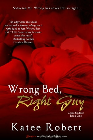 REVIEW:  Wrong Bed, Right Guy by Katee Robert