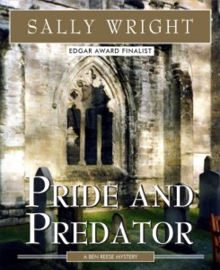 Pride And Predator (Ben Reese Mystery series) Sally Wright