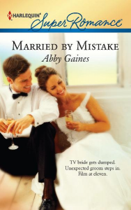 Married By Mistake Abby Gaines