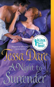 A Night to Surrender Tessa Dare