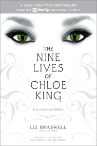 The Nine Lives of Chloe King Liz Braswell