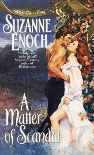 Daily Deals: A Matter of Scandal by Suzanne Enoch