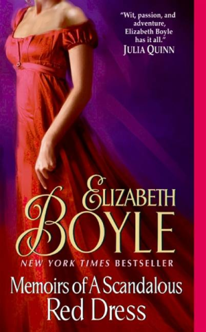 Daily Deals: Memoirs of a Scandalous Red Dress by Elizabeth Boyle