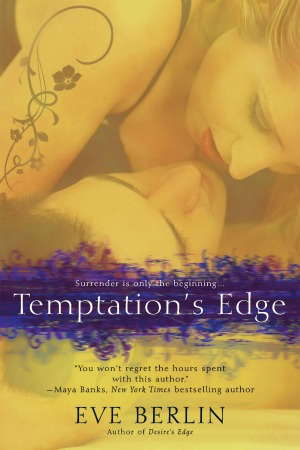 REVIEW:  Temptation's Edge by Eden Bradley / Eve Berlin