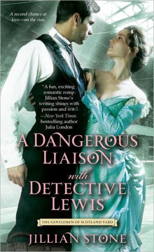 REVIEW:  A Dangerous Liaison with Detective Lewis by Jillian Stone