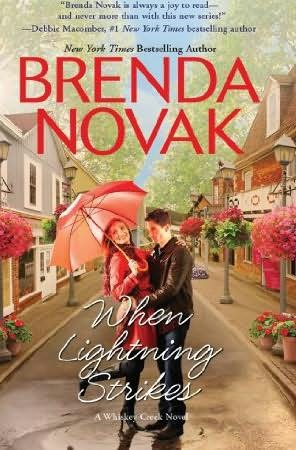 REVIEW:  When Lightning Strikes by Brenda Novak