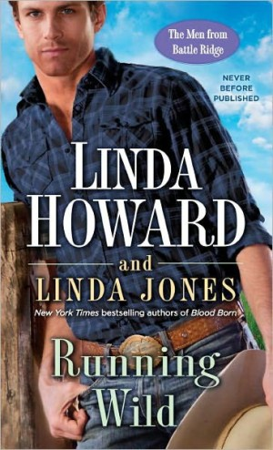 REVIEW:  Running Wild by Linda Howard, Linda Jones