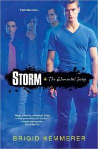 Storm Brigid Kemmerer