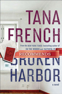 broken harbor Tana French